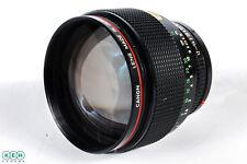 Canon 85mm F/1.2 L FD Mount Lens {72}