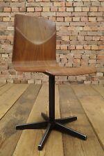 Vintage Pagholz Kinderstuhl Mid Century Design Schulstuhl 70er Thur op Seat # 5
