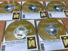 Game of Thrones: Season 5 (2016) DVD DISC ONLY - Region 2 UK