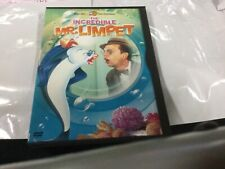THE INCREDIBLE MR LIMPET with Don Knotts DVD