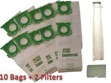 Sebo, Windsor Service Box Vacuum Bag and Filter Kit. 10 Bags + 2 Filters