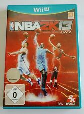 NBA 2K13 Nintendo Wii U