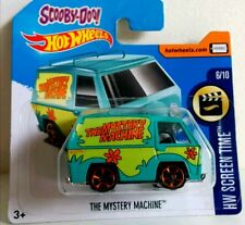 Hot Wheels THE MYSTERY MACHINE - Scooby Doo - VAN * Hanna Barbera .TV Series