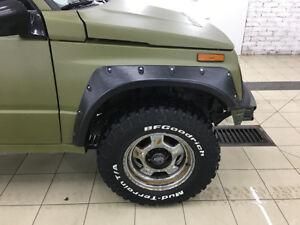 NEW Arch Extension, Wide, Fender, Bushwacker, Flares for Suzuki Escudo 1989-1998