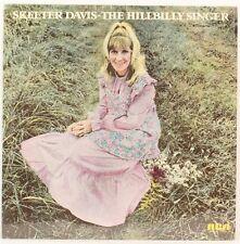 The Hillbilly Singer   Skeeter Davis Vinyl Record