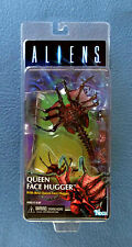 QUEEN FACE HUGGER WITH BETA HUGGER NECA REEL TOYS 7 INCH FIGURE ALIENS ALIEN