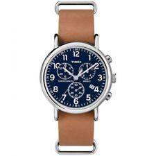 Orologi da polso Timex Weekender donna con cinturino in pelle