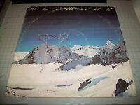 Network~Self-Titled LP~1977 Pop Rock~WHITE LABEL PROMO~Inner/Insert~FAST SHIP!