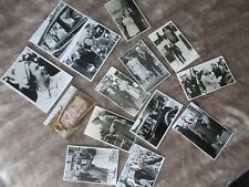 QUEEN ELIZABETH II & PRINCE PHILIP Collection of Press Photographs Lot 1