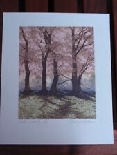 Lithograph Small (up to 12in.) Landscape Art Prints