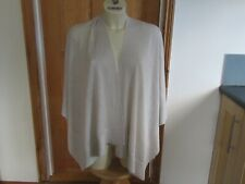 THE WHITE COMPANY WATERFALL CARDIGAN