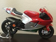 Ducati Desmosedici Motorcycle 1/18 Alice MotoGP Moto GP #65 Loris Capirossi 1000