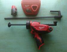 Milwaukee 2441-20 Milwaukee M12 10oz. Caulk And Adhesive Gun incomplete set