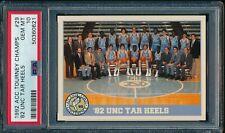 PSA 10 MICHAEL JORDAN 1992 ACC Tournament Champions #29 UNC Tar Heels GEM MINT