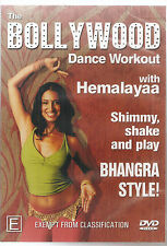 Bollywood Dance Workout With Hemalayaa DVD