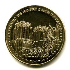75004 Les Tours de Notre-Dame 2, 2011, Monnaie de Paris