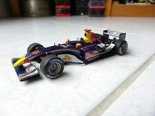 Red Bull Cosworth RB1 David Coulthard #14 Minichamps 2005 1/43 F1 Formule 1