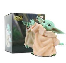 Star wars Figura Yoda Mandalorian ,8 cm, Con Caja, Oferta.Figure baby Yoda