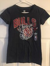 Chicago Bulls Vintage Shirt Size Adult S NBA
