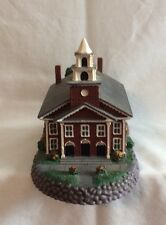 Norman Rockwell's Hometown Collection - The Church On The Green Figurine