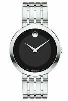 Movado Esperanza 0607057 39mm Men's Stainless Swiss Watch
