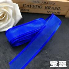Christmas Ribbons Satin Edge Organza Ribbon DIY Craft Wedding Party Decoration