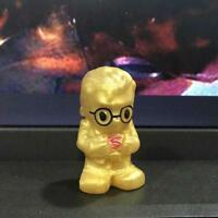 Marvel DC Ooshies - Golden clark Kent Golden Thanos Sparkle series figure TTUS