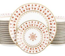 Robert Haviland & Parlon Matignon Rust Red Dinner Plate. 14 Available Chas Field