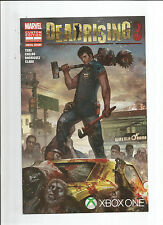 DEAD RISING 3 #1 Great limited edition custom cover prequel from Marvel! NM