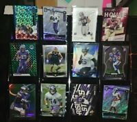 Vikings RC rookie Chrome Mosaic #d lot Dalvin Cook Anthony Barr Irv Smith Jr.