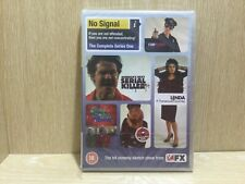 No Signal The Complete Series One / 1 DVD New & Sealed FX Comedy