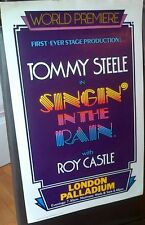 1980s Collectable Theatre Posters