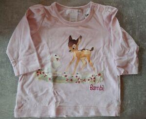 Bambi La-Shirt Pullover H&M Gr. 62