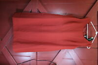 NWT Black Label by Evan Picone Little Red Dress Women's Size 18W