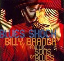 CD Blues Shock Billy Branch The 21 Jan 14