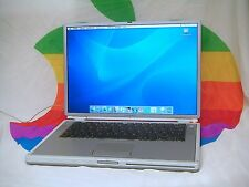Apple Power Book G4 - 15Zoll - DVD Slot In Laufwerk - TOP Funktion - TI Book -