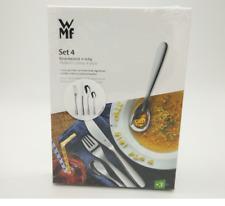 WMF Kinderbesteck-Set 4-teilig Safari Funny Animals Stainless Steel Polished