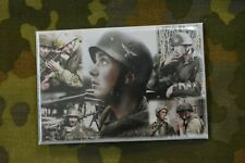 Aimant Magnet Frigo Panneau Magnétique WW2 seconde guerre mondiale Allemand