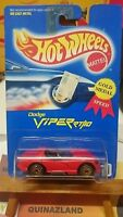 hot wheels 1995 série Gold Medal - Dodge Viper RT/10 - collector 210  (CP04)