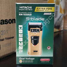 ***NEW*** HITACHI RM-1850UD Rechargeable Electric Shaver Razor MADE IN JAPAN