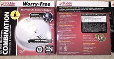 Kidde i12010SCO AC Carbon Monoxide and Smoke Alarm
