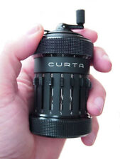CURTA TYP 1 RECHENMASCHINE CALCULATOR wie NEU !  International bidders welcome !