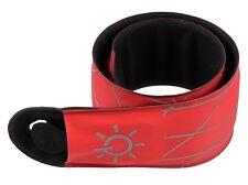 Nite Ize SlapLit LED Slap Wrap Bracelet Red Glow And Flash Modes SLP2-10-R3 NEW