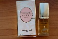 Patchouli Magique Magic of patchouli Novaya Zarya perfume 16ml Волшебство пачули