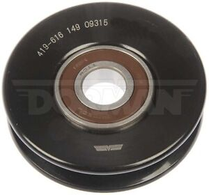 Dorman 419-616 Idler Pulley (Pulley Only)