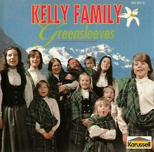 THE KELLY FAMILY : GREENSLEEVES / CD - TOP-ZUSTAND
