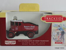 Lledo Trackside Ltd Ed Sentinel Ballast Tractor DG106001 Bishop & Sons 1:76