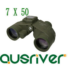 Celestron Cavalry Series 7x50 Binoculars With GPS/Digital Compass/Reticle 71422