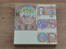 King Crimson: Lizard 40th Anniversary Empty Promo Box [Japan Mini-LP no cd Q
