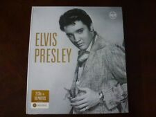 Music & Photos by Elvis Presley (2CD, Huge Book, Large Photos) NEW!